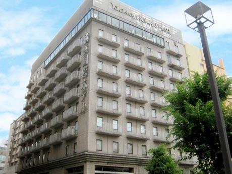 横浜国際ホテルl